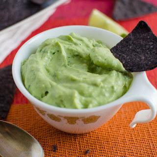 5-Minute Easy Avocado Dip.