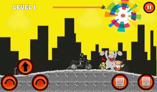 Heroic Racing In Crowded City 4.0 screenshots 2