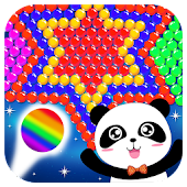 Panda Bubble Shooter
