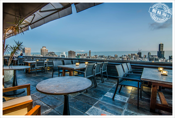 etage 15 高空餐廳悠閒時刻