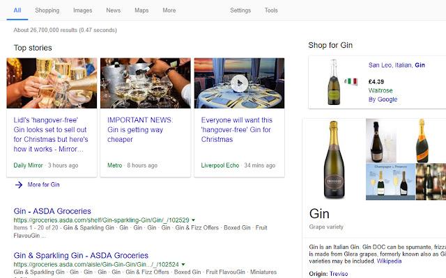 Gin Everywhere