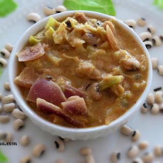 Cabbage Gasi/ Vegetarian Gravy