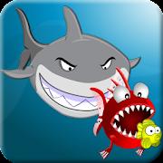 ? Hungry Piranha & Shark Fish