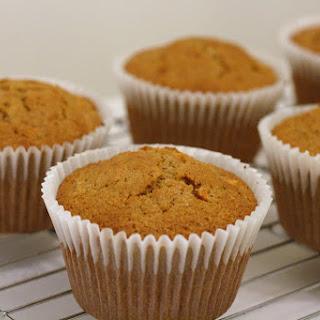 Cinnamon-Carrot Muffins Recipe