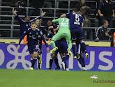 Anderlecht won in extremis thuis van Lokeren met 3-2