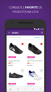 App Netshoes - Compre Artigos Esportivos Online APK for Windows Phone