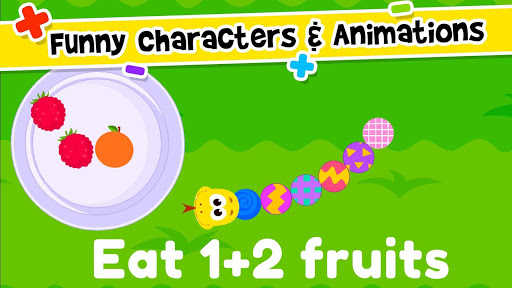 Addition and Subtraction for Kids - Math Games 1.8 screenshots 23