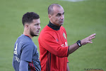 """Martinez reageert op nieuwe blessure van Hazard: """"We willen er niet aan denken dat we hem moeten missen op het EK"""""""