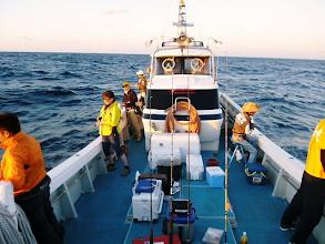 Photo: 本日は、「九州タイラバの会」設立記念釣行でございます! ガンバるぞー!