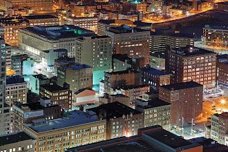 Photo: Cincinnati lights