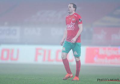 """Brecht Capon zorgt met eerste goal in meer dan 2 jaar voor verlossing: """"Als we play-off 1 halen, is dat volledig mirakel"""""""