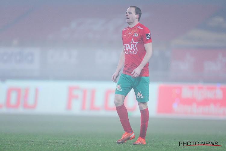 """Brecht Capon neemt het op voor Cercle Brugge: """"Ze zitten in de hoek waar de klappen vallen"""""""