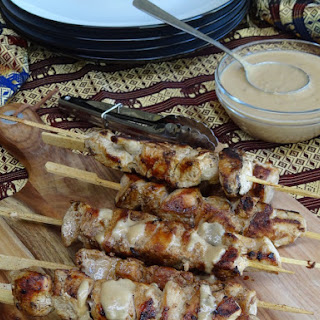 Satay Sauce Without Coconut Milk Recipes