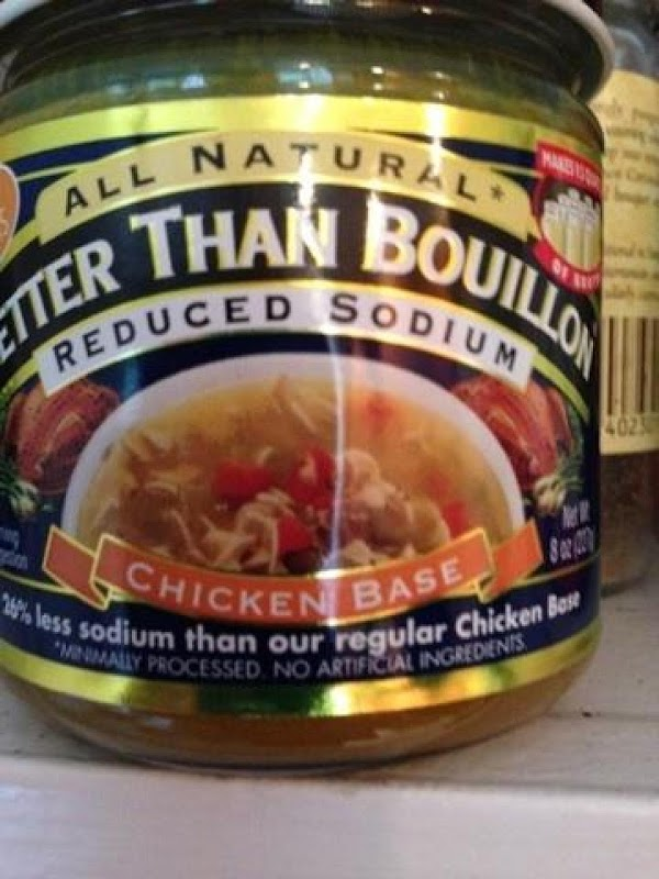 Better than Broth adds a nice flavor to the soup, I used 5 to...