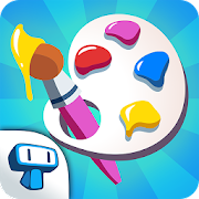 My Tapps Coloring Book - Painting Game For Kids 1.0.1 Icon