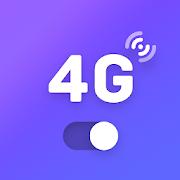 4G LTE Network Switch - Speed Test && SIM Card Info