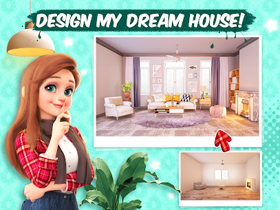 My Home – Design Dreams MOD (Unlimited Lives/Purchases) 8