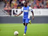 Derrick Tshimanga est à l'essai à Anderlecht