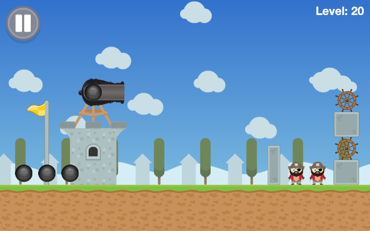 Eye Patch Clash Free- screenshot