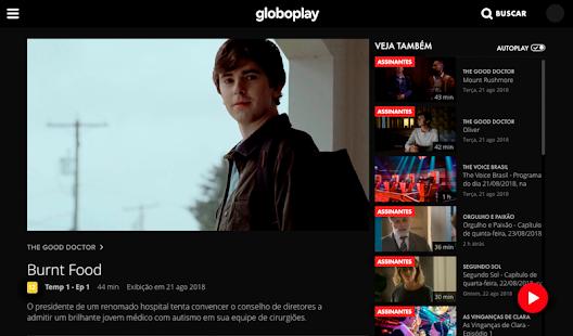 Globoplay 8