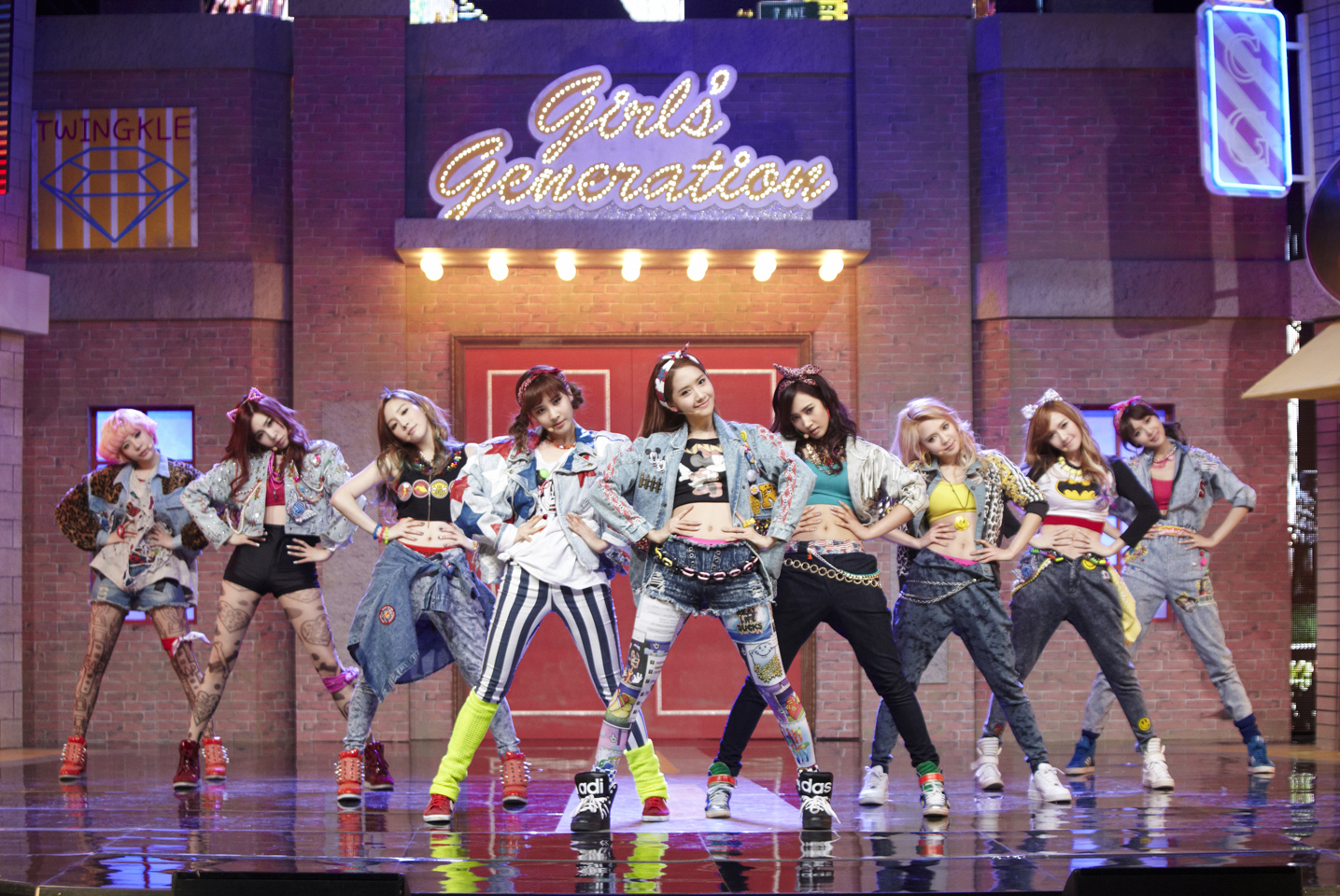 girls generation i got a boy 1