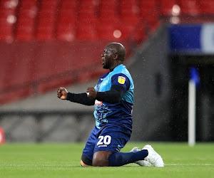 Adebayo Akinfenwa et Wycombe vont découvrir la Championship