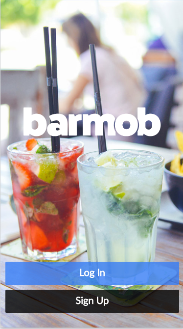 Barmob–Find Bars & Restaurants- screenshot