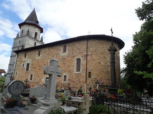 Eglise d'Ainhoa,アイノア