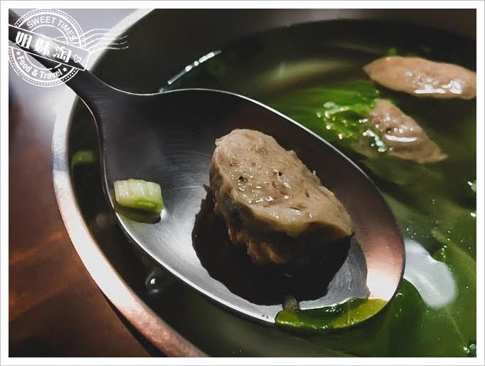 日式蔬菜餅貢丸湯