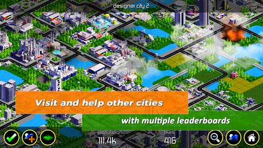Designer City 2: city building game 1.08 gameplay | by HackJr.Pw 5