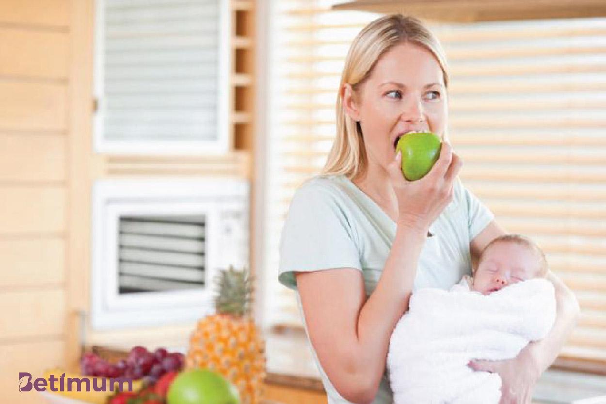 Bổ sung các dưỡng chất thiếu yếu và thực phẩm lợi sữa giúp tăng lượng sữa