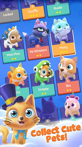 Pet Paradise - Bubble Pop  screenshots 4