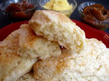 Ramsay Family Cream Scones