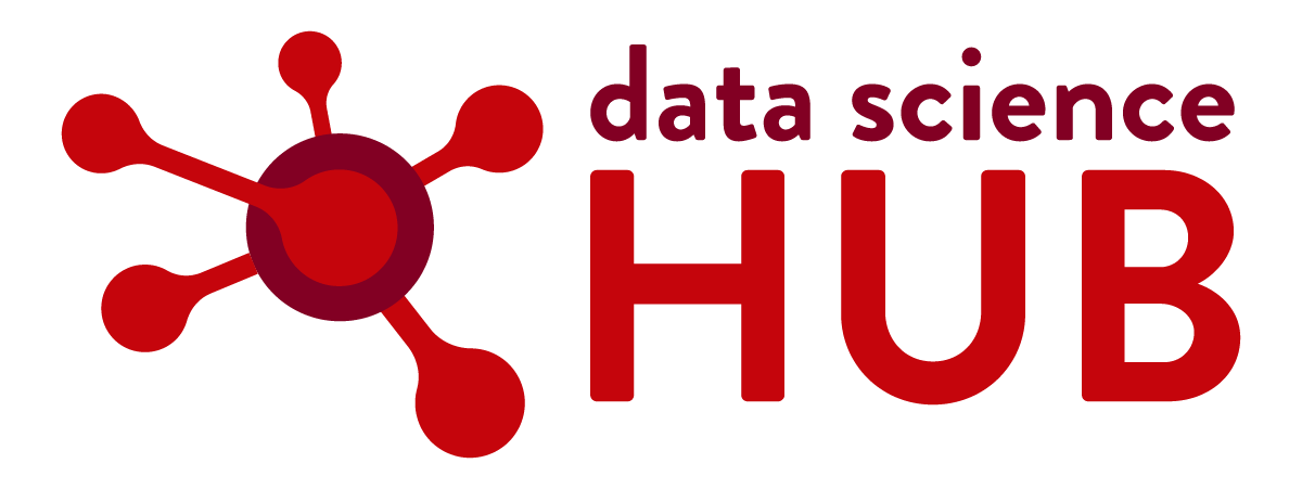 Data Science Hub Logo