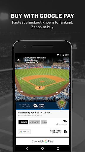 Gametime - Tickets to Sports, Concerts, Theater for PC