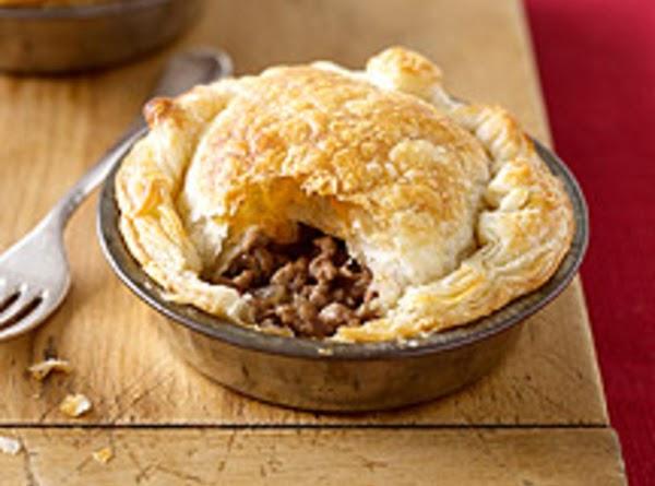 Aussie Meat Pies Recipe