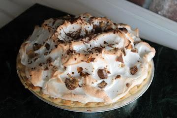 My Chocolate Pie Recipe