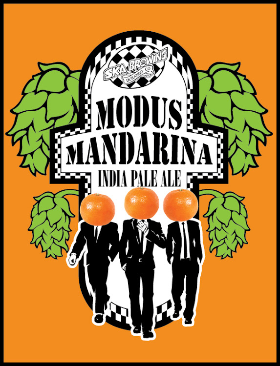 Logo of Ska Modus Mandarina