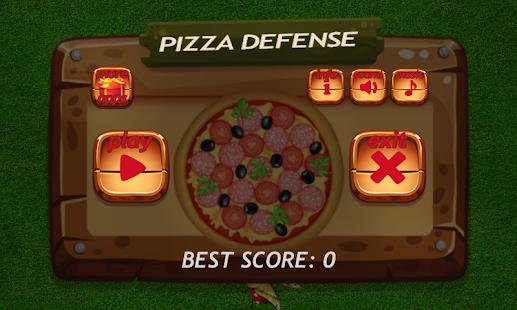 pizza obrana - náhled