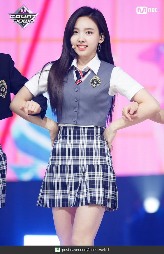 nayeon plaid 16
