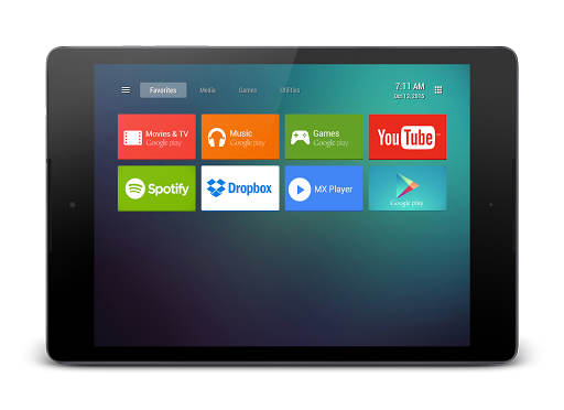 TVLauncher Apk apps 6