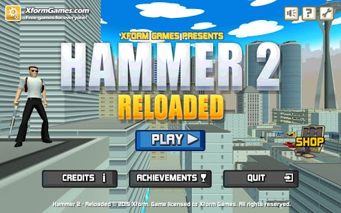 Hammer 2- screenshot thumbnail