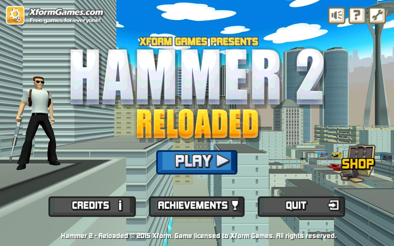 Hammer 2- screenshot