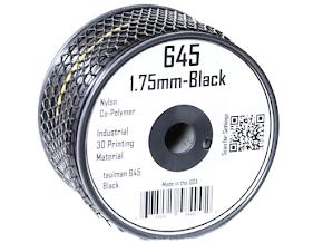 Taulman Black 645 Nylon - 1.75mm (1lb)