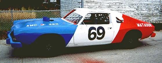 Photo: Chris Penny's 360 Matador race car