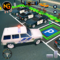Police Car Parking: Free 3D Driving Games icon