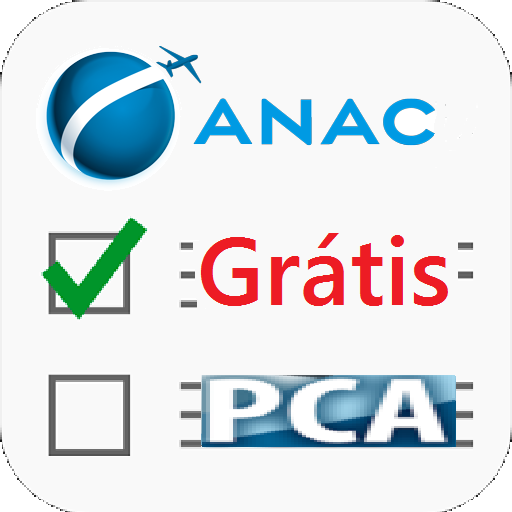 Simulados BANCA para ANAC - PCA - Grátis