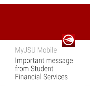 MyJSU Mobile- screenshot thumbnail