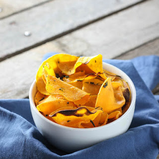 Butternut Squash Chips.