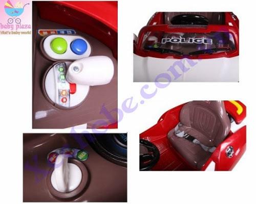 xe hơi điện cho bé SX1118 6
